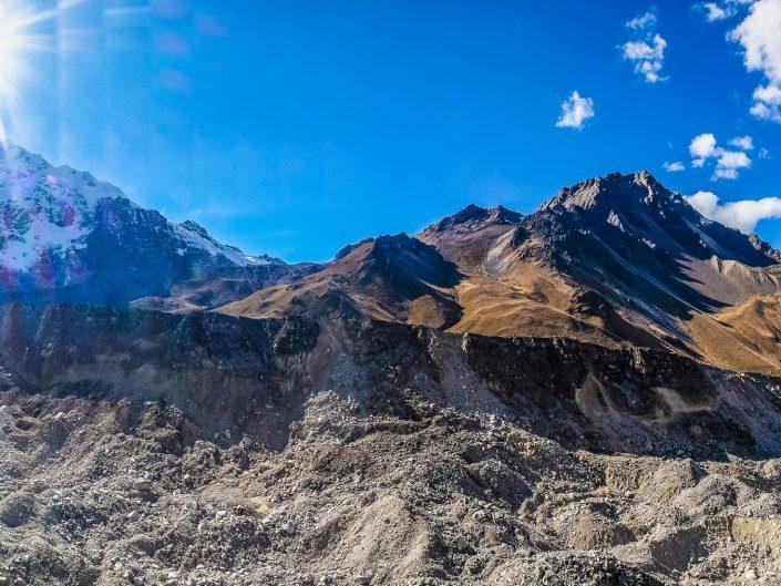 Salkantay Trek Claasic, Trek to Machu Picchu