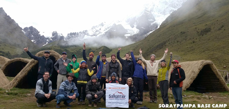 Soraypampa Camping