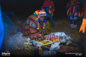Pachamama - Ceremonies, offers, and rituals