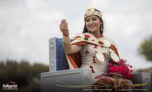Inca queen greeting