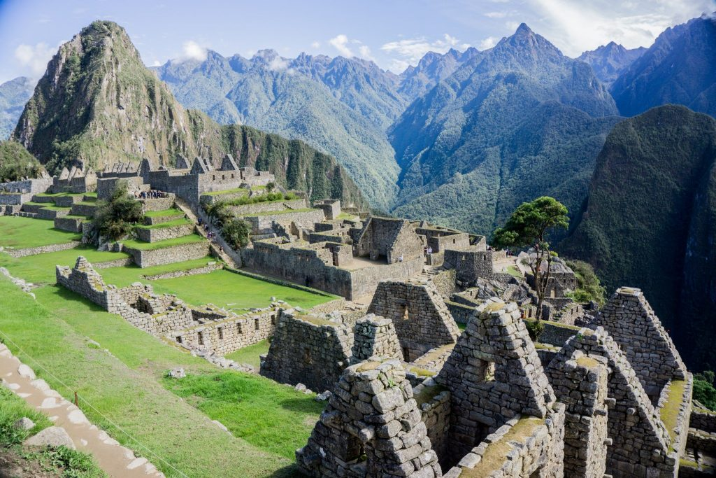 Historical Sanctuary of Machu Picchu