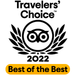 Travelers choice tripadvisor logo