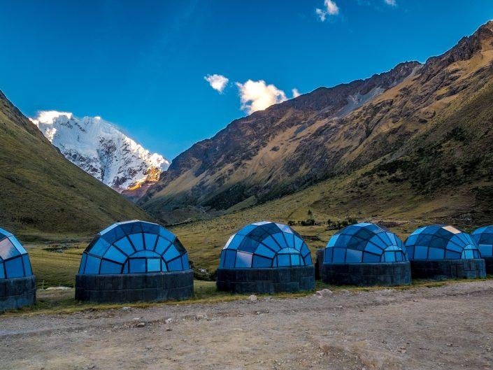 Soraypampa Campsite - Salkantay Sky Lodge