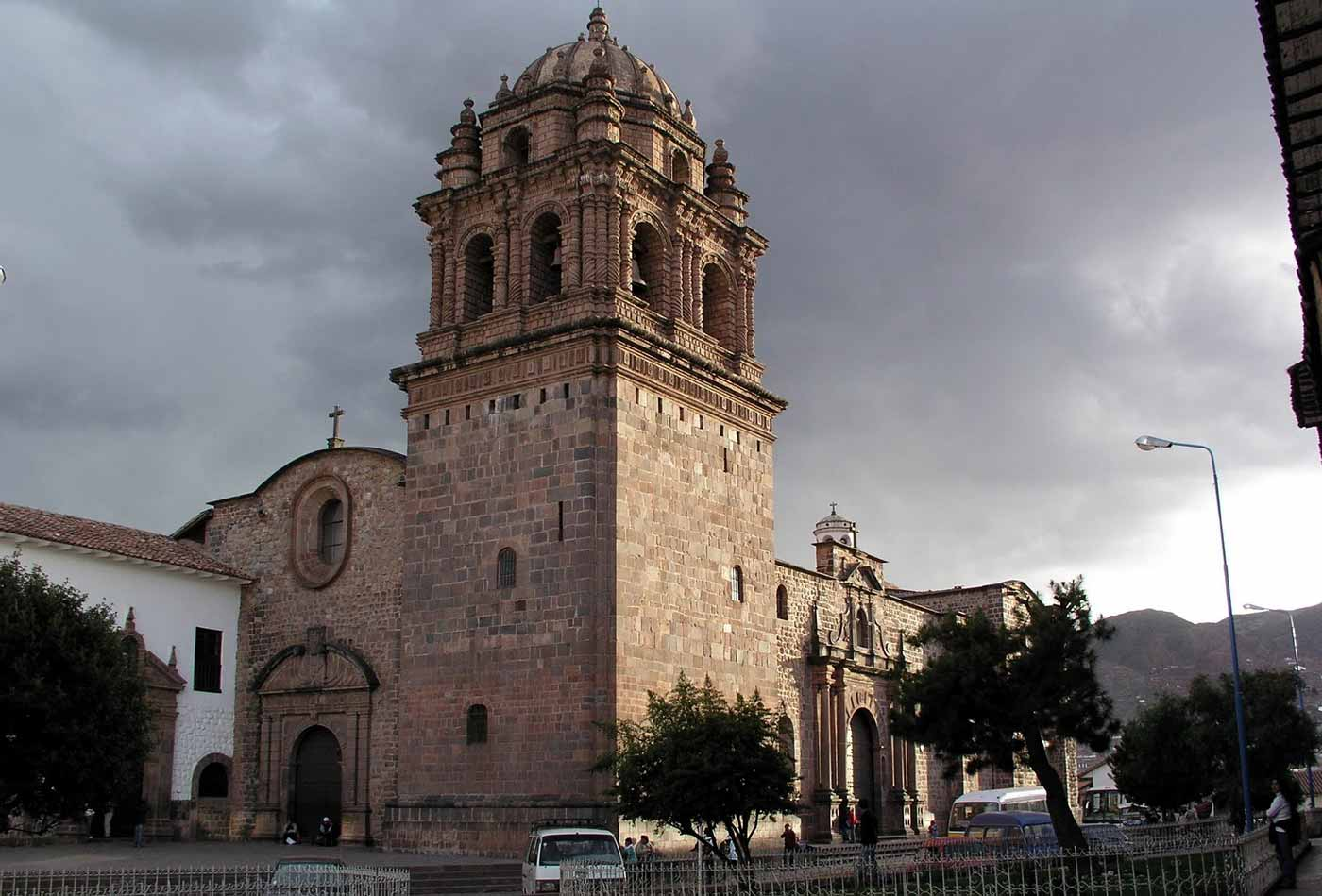 Churches and convents of Cusco