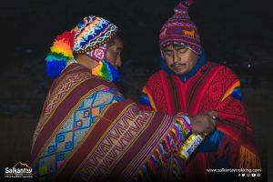 Andean men