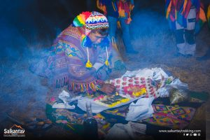 Andean priest