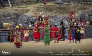 Rituals of civil identity in Warachikuy ceremony