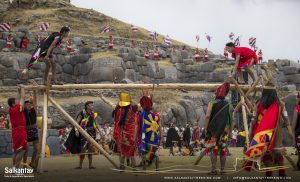 Physical hazards, fighting, and games in Warachikuy ceremony