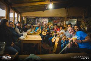 Musicians at Mama Trini