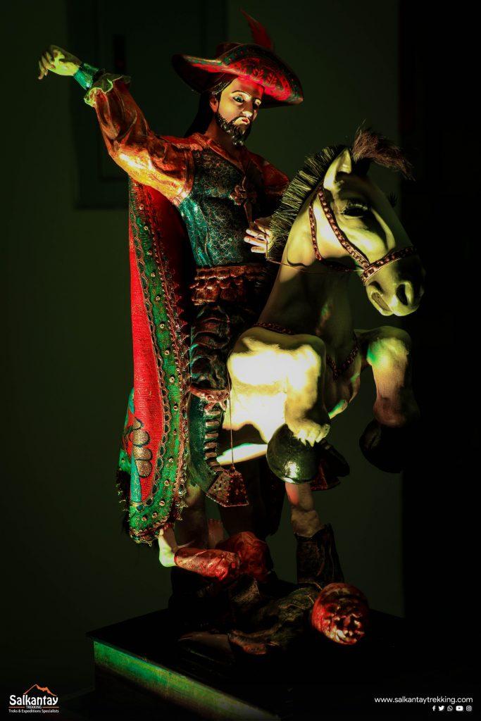 Peruvian sculpture