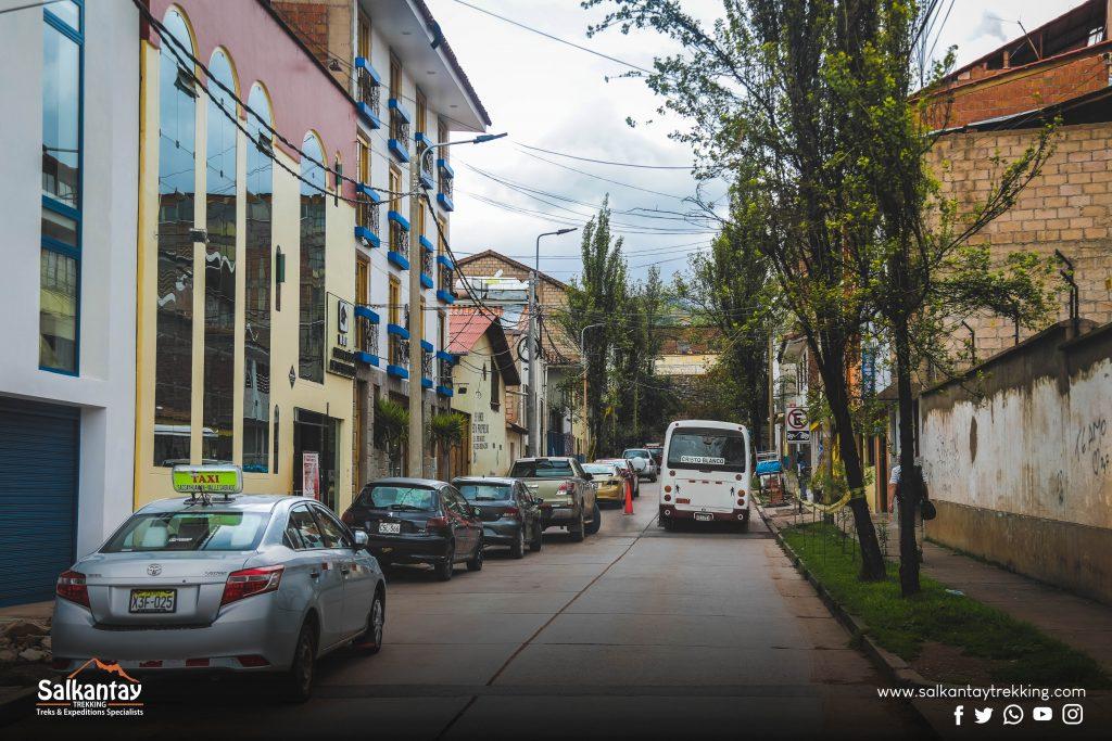 Pumaqchupan street