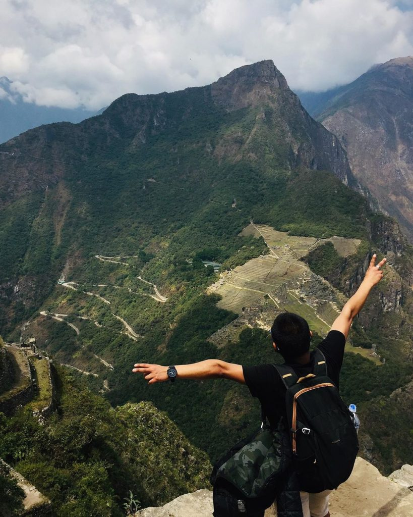 Things need traveling Peru wear machupicchu