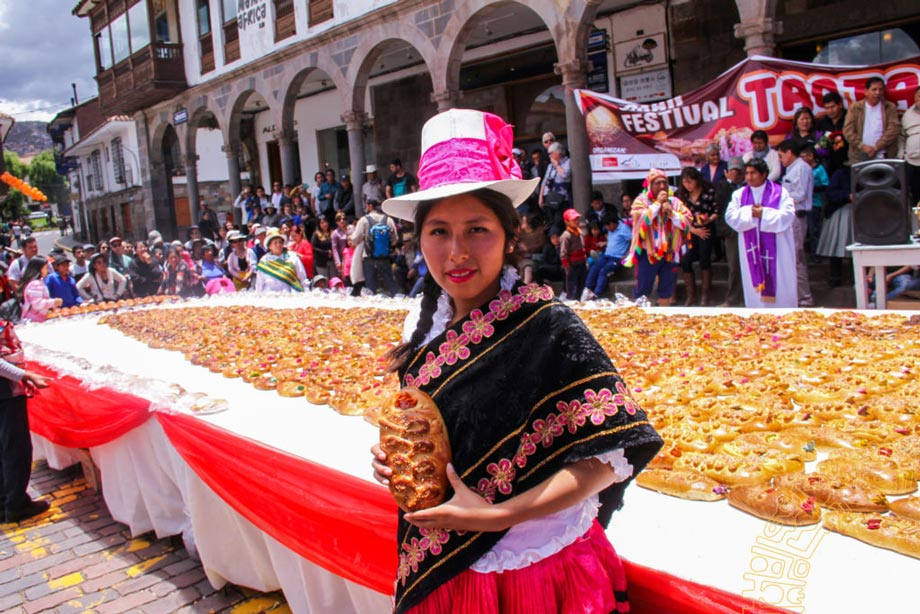 Fairs throughout in Cuzco