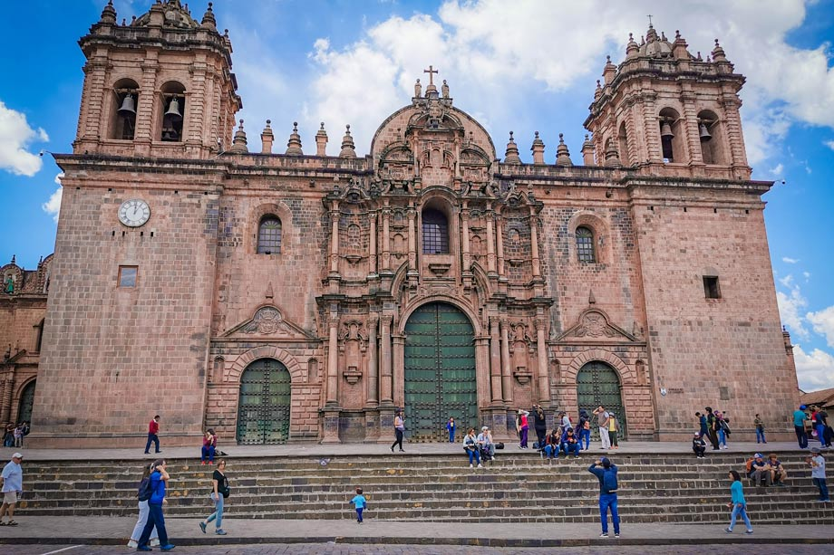 Cusco Cathedra, the Cathedral Basilica of the Assumption of the Virgin
