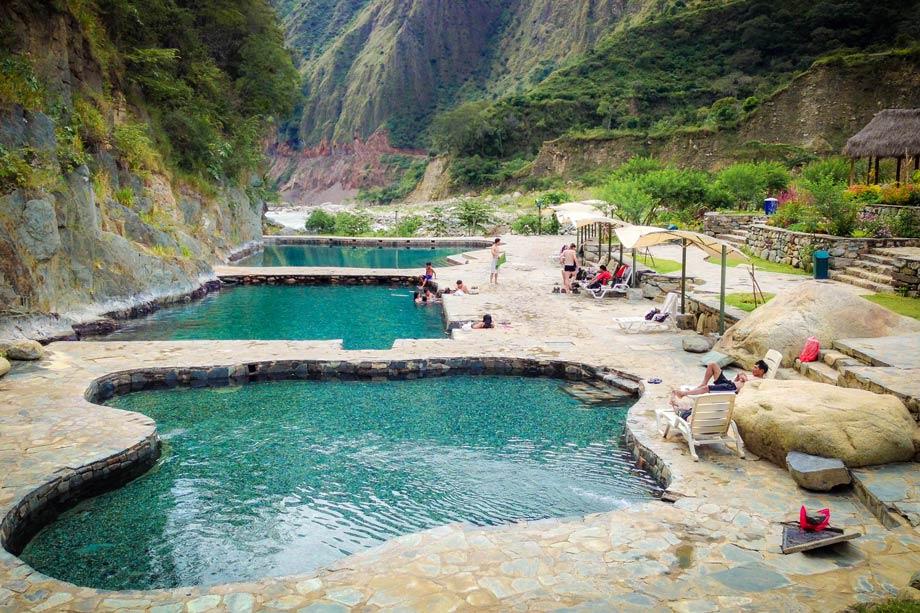 Cocalmayo, Machu Picchu, Santa Teresa, Quillabamba
