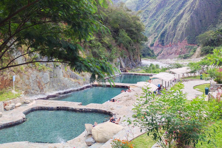 Enjoy a rewarding rest in Cocalmayo hot springs