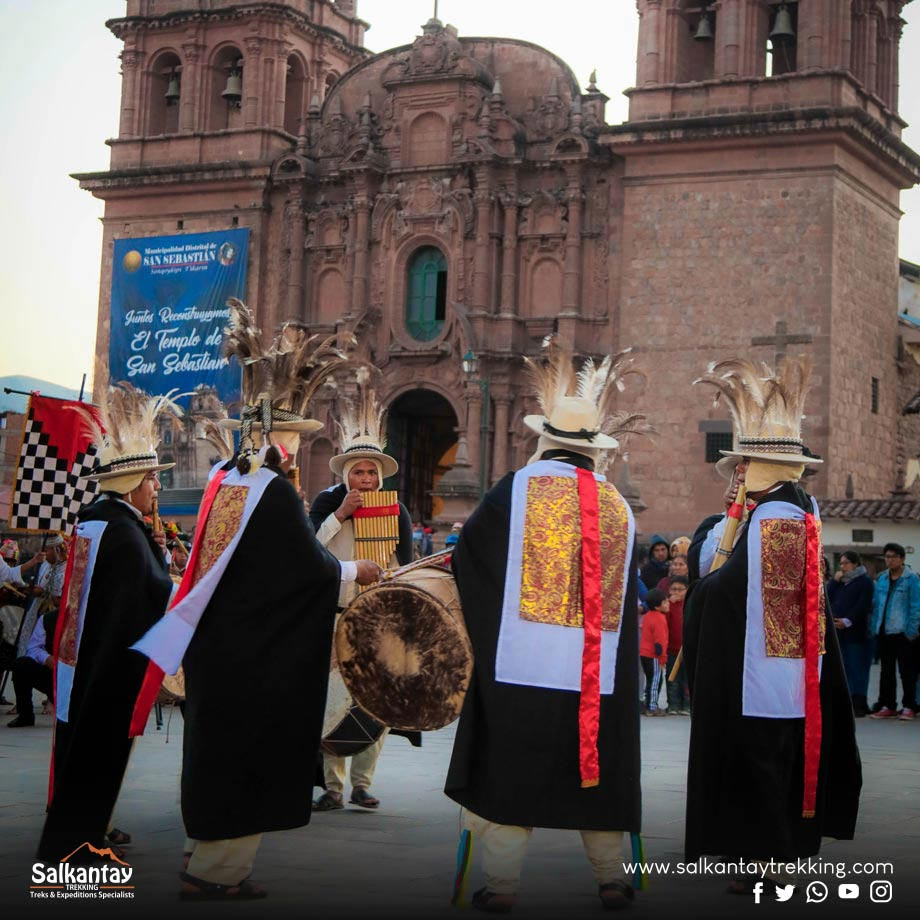 First Cultural Meeting of Sicuris of Cusco 2019