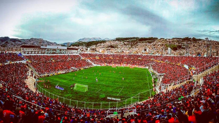 Stadium garcilaso cuzco cusco