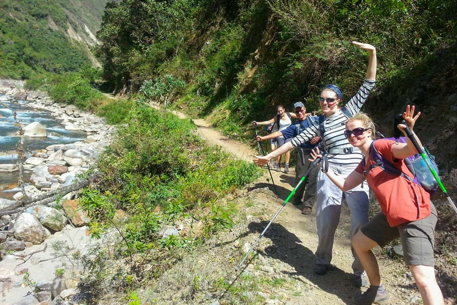 It is a fun adventure to make the Salkantay Trek