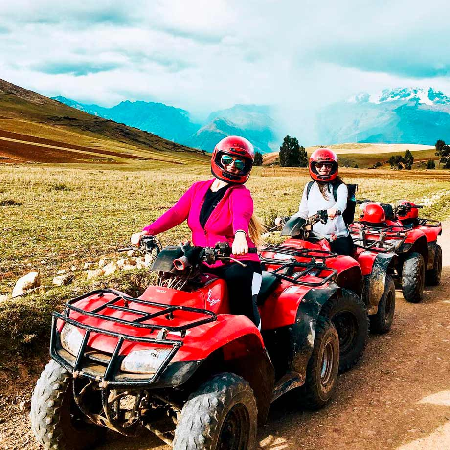 ride ATV cusco cuzco sacred and southern valley