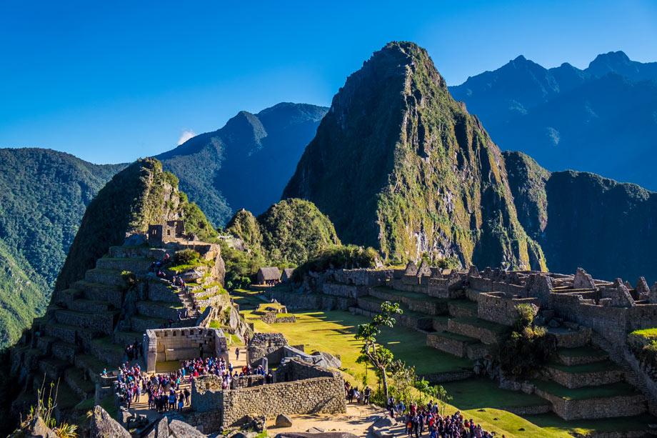 Best Tourist Attraction: Machu Picchu