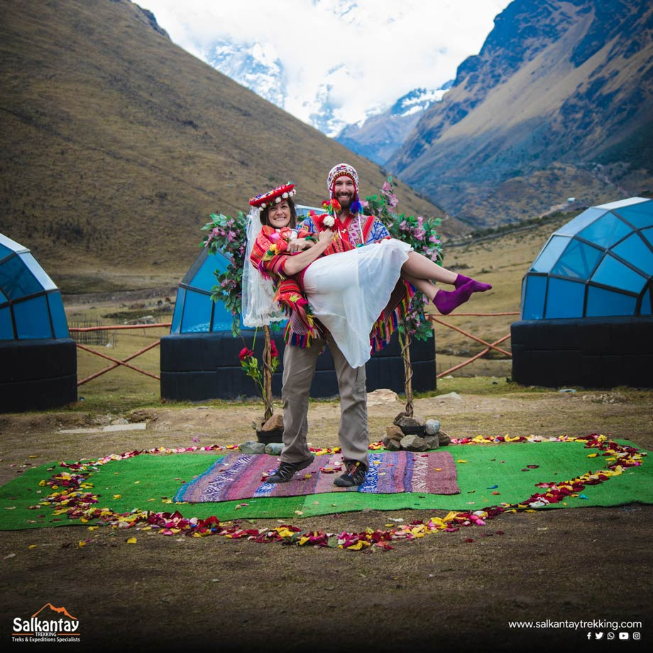 Salkantay Honeymoon Trek  to Machu Picchu