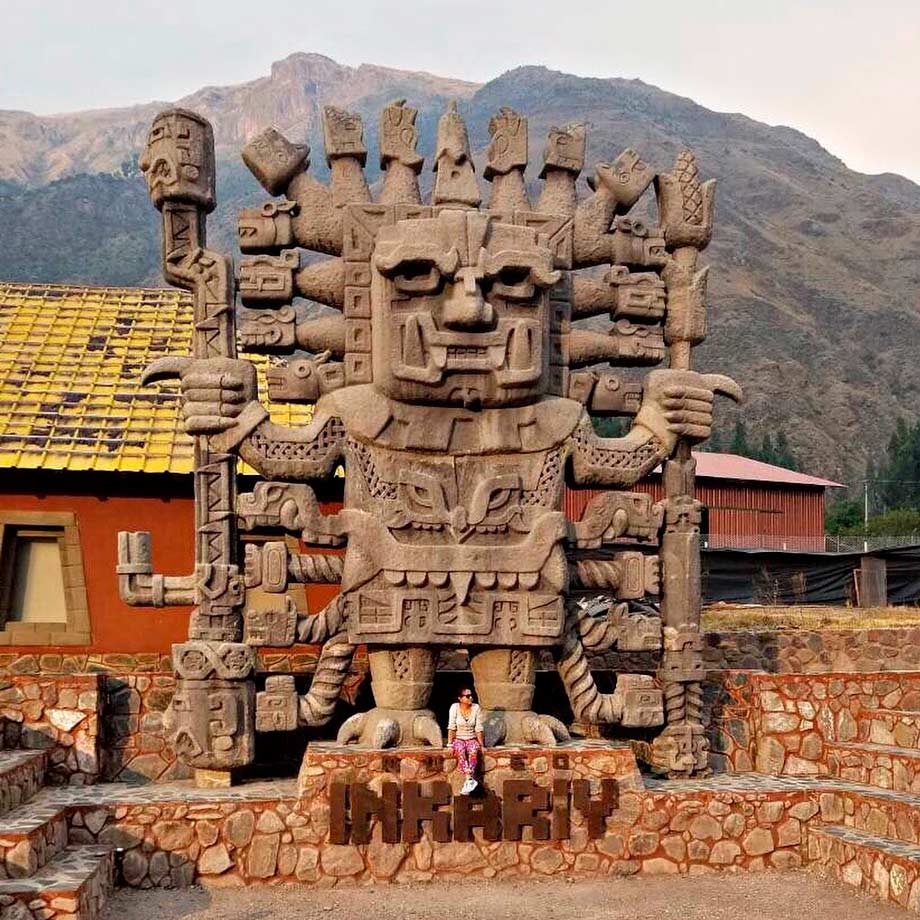 The Inkariy Museum in the Sacred Valley