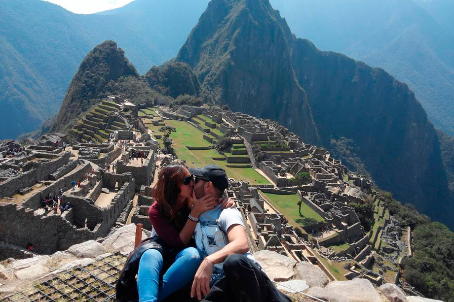 Love in Machu Picchu