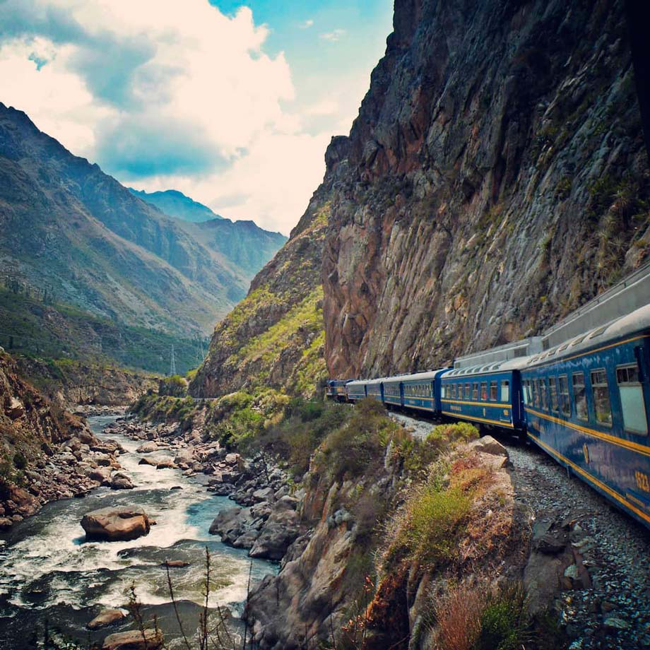 One Day Machu Picchu Tour By Train