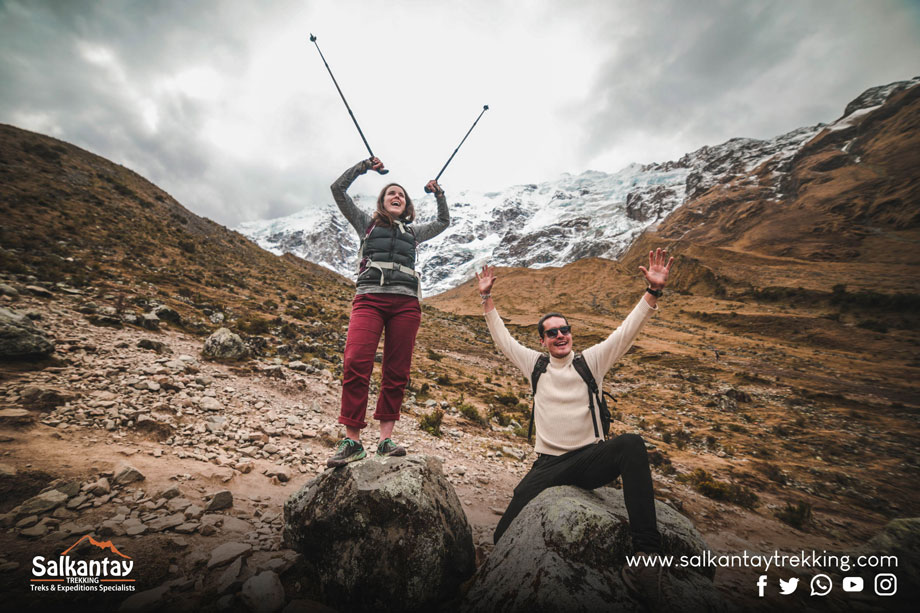 Salkantay Trek, alternative route to Machu Picchu