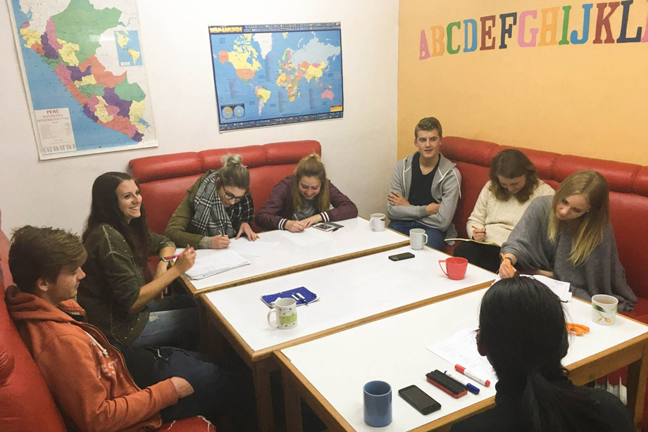 If you want to pick up the Spanish basics or would like to brush up on what you know, taking Spanish classes in Cusco is an excellent idea.