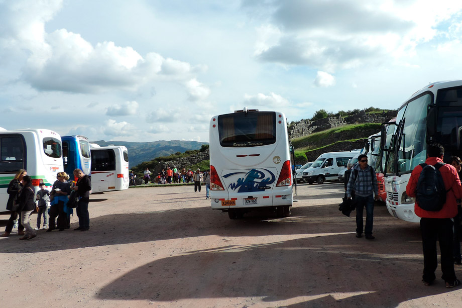 Take a Bus Tour Around Cusco, Sacsayhuaman