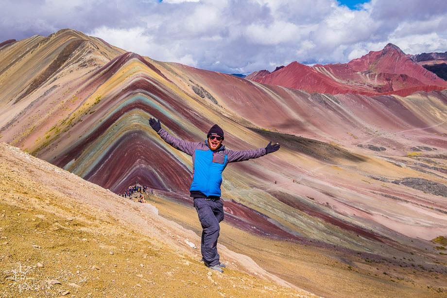Take a Day Trip, Rainbow Mountain