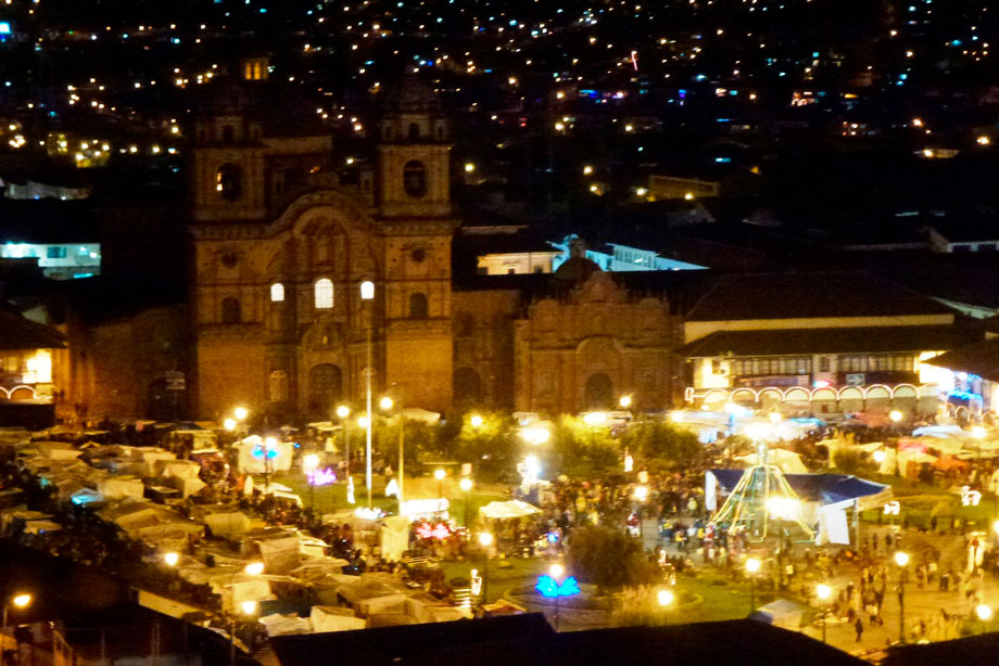 Santuranticuy was proclaimed Cultural Heritage of the Nation