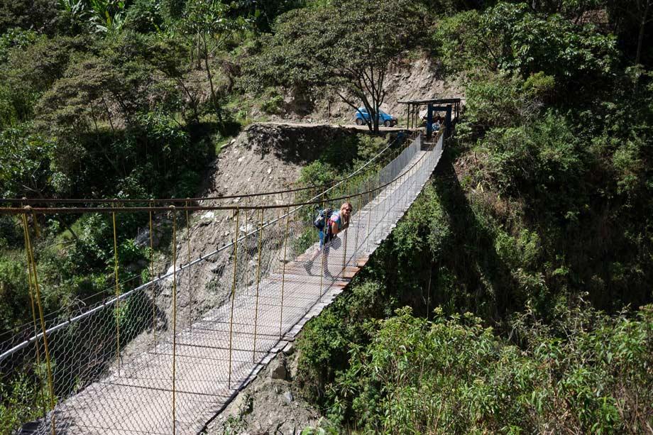 Trek to Machu Picchu,