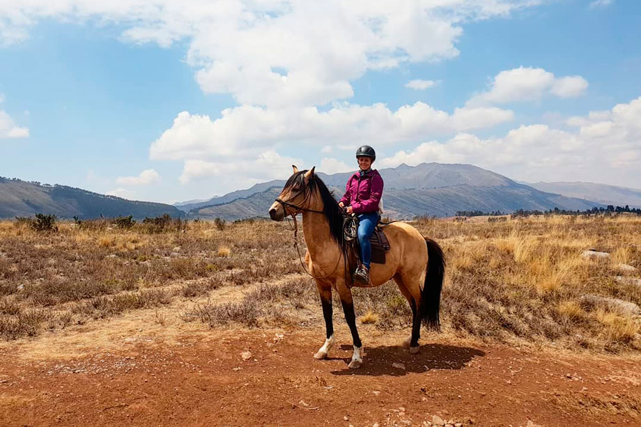 Horseback Riding, peaceful and relaxing ativity