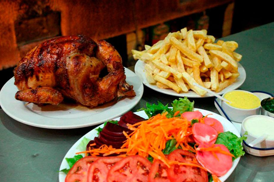 Pollo a la brasa, Peruvian Christmas Food
