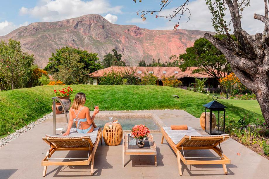 Stay at One of the Luxurious Hotels and Spas, Urubamba