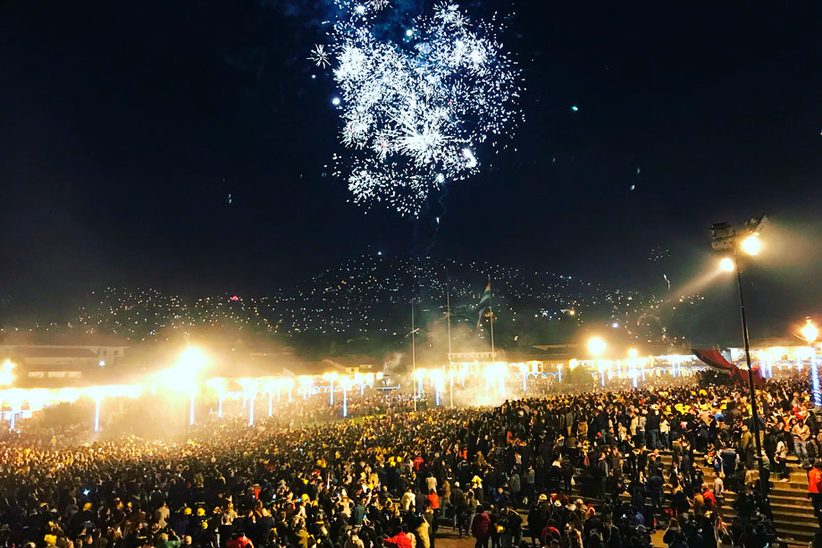 Traditions to Celebrate the New Year in Cusco