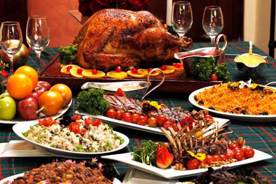 Turkey, , Christmas Food in Peru