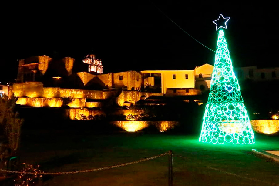 Wander Around the Centre, Christmas in Qoricancha