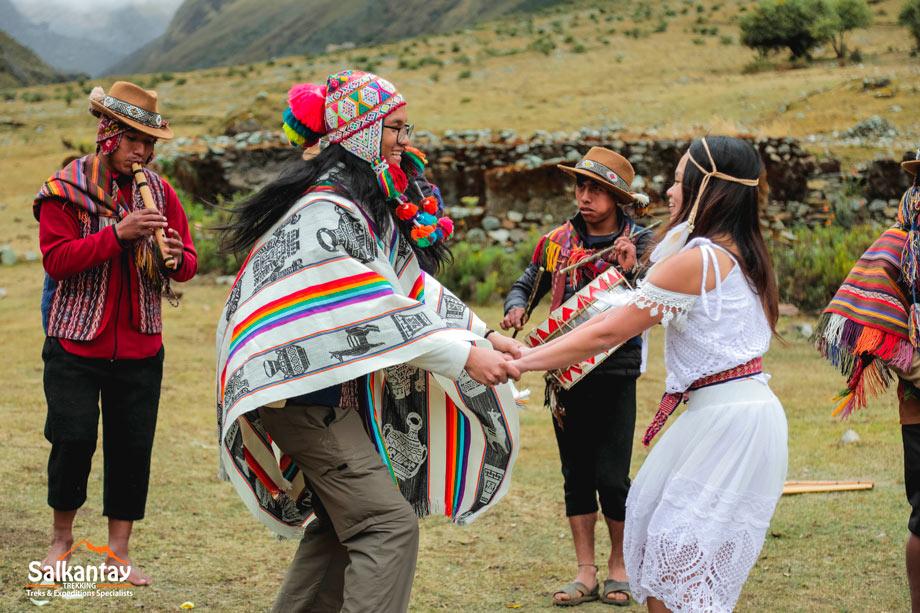 Flirting, love, quechua language