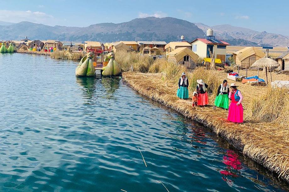 Lake Titicaca, Peru attractions