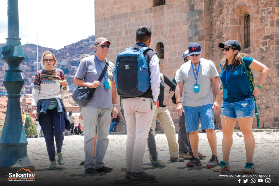 Learn Some of the Lingo, cusco, plaza de armas