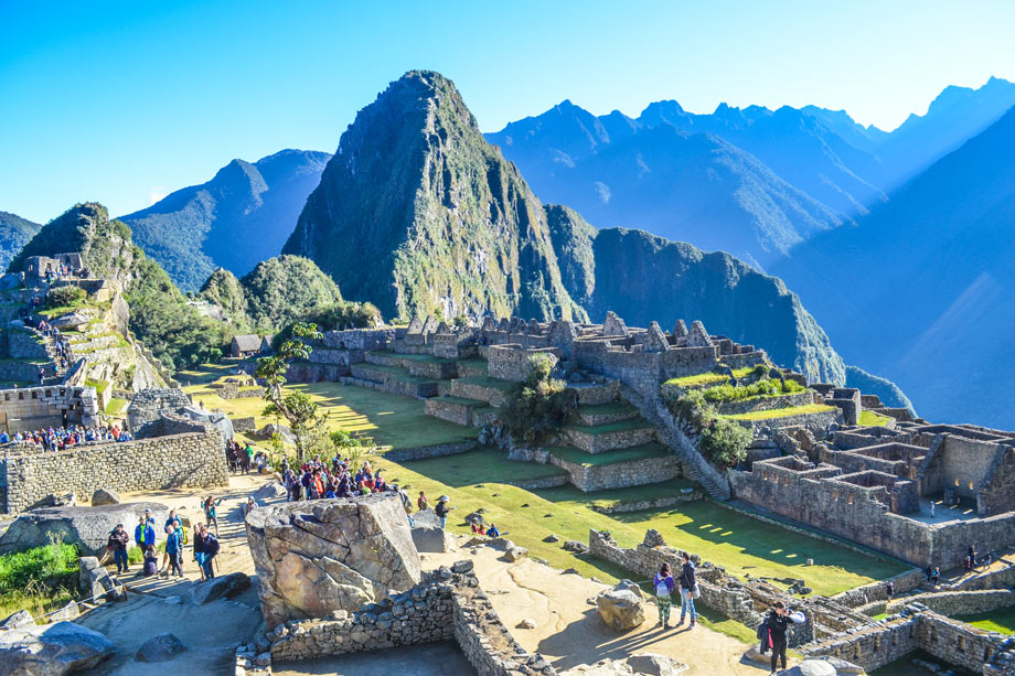 Peruvian Historical Sanctuary, Machu Picchu