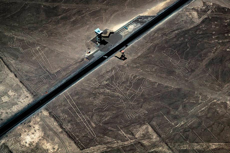 The Nazca Lines, Ica, Peru attractions