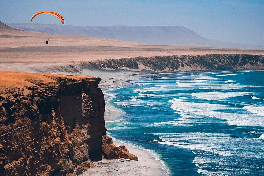 Paracas National Reserve, Ica, Peru attractions
