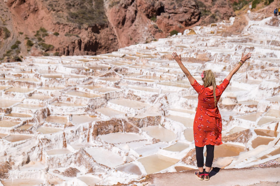 A bit of history of the Salt Mines in Maras, Sacred Valley