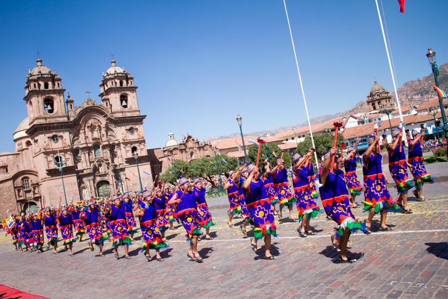 Bringing Back Lost Traditions, Inti Raimi