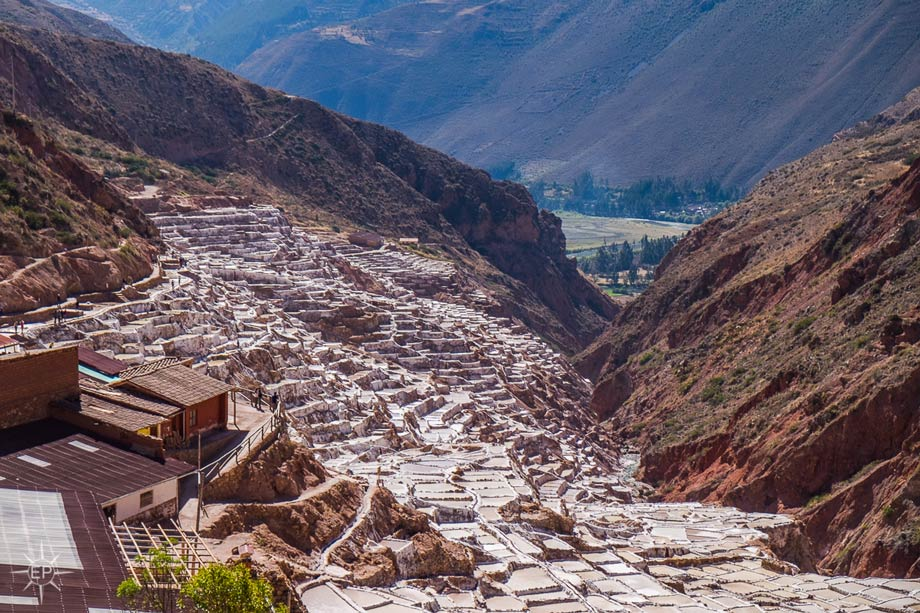 How to get to Sal Mines in Martas. Sacred Valley